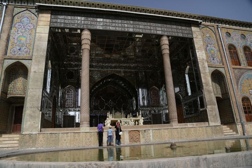 Teheran. Palatul Golestan. De vazut.
