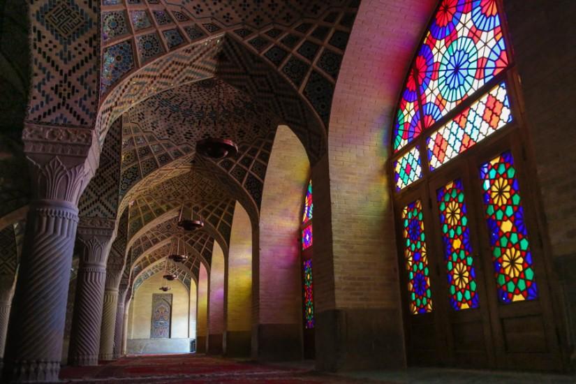 Moscheea Nasir-al-Molk
