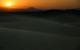 Bafq Iran desert apus