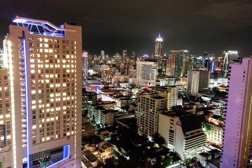 Bangkok Sky Bar Above Eleven