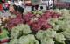 Bangkok, piata de flori