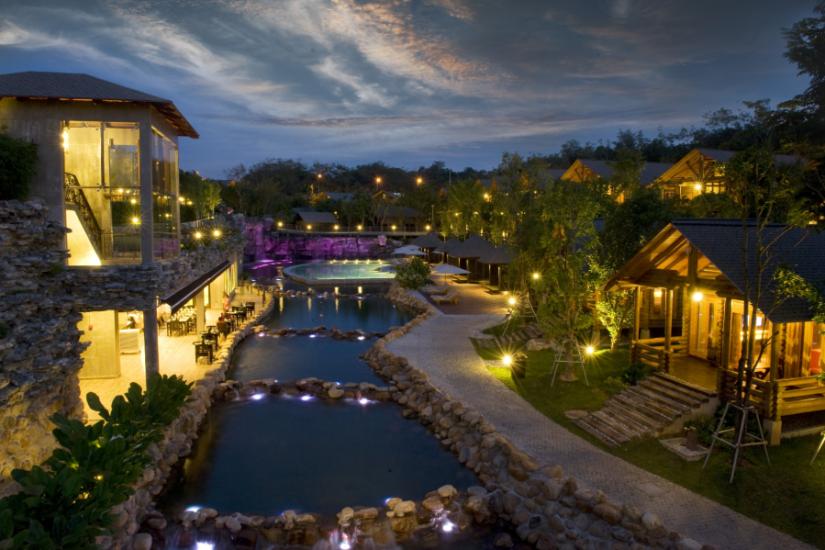 Philea Resort. Overall Suite