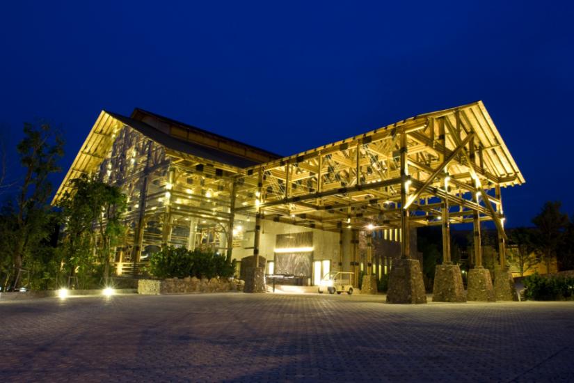 Philea Resort. Resort Facade