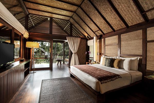 Amra Villa Bed Room