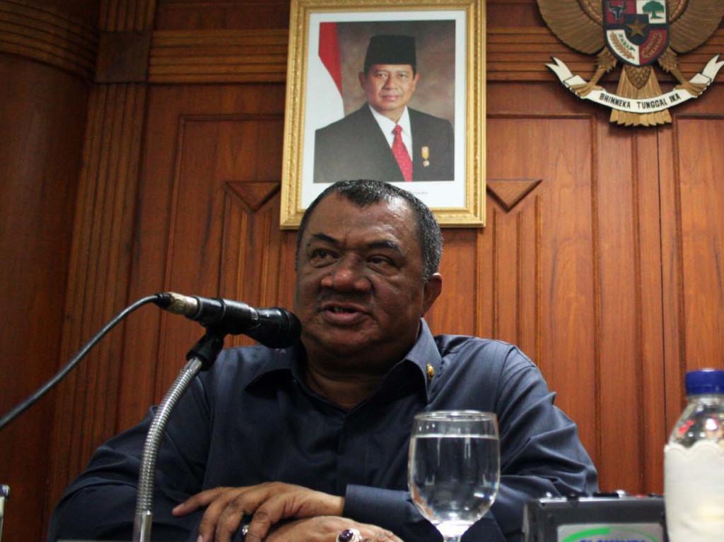 Fostul guvernator al provinciei Sumatera Utara (Sumatra de Nord)