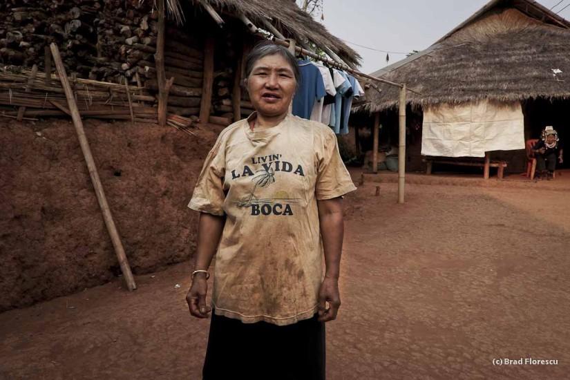 Chiang Rai hill tribes