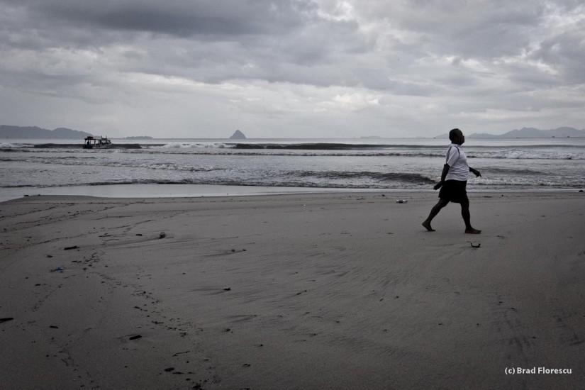 Sibolga plaja Indonezia