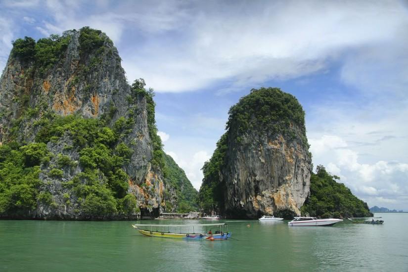 Koh Tapu Thailanda