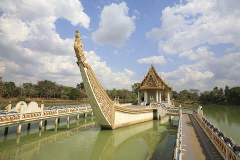 Ubon Ratchathani Thailanda