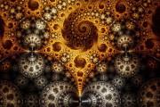 fractal gold spirals_1