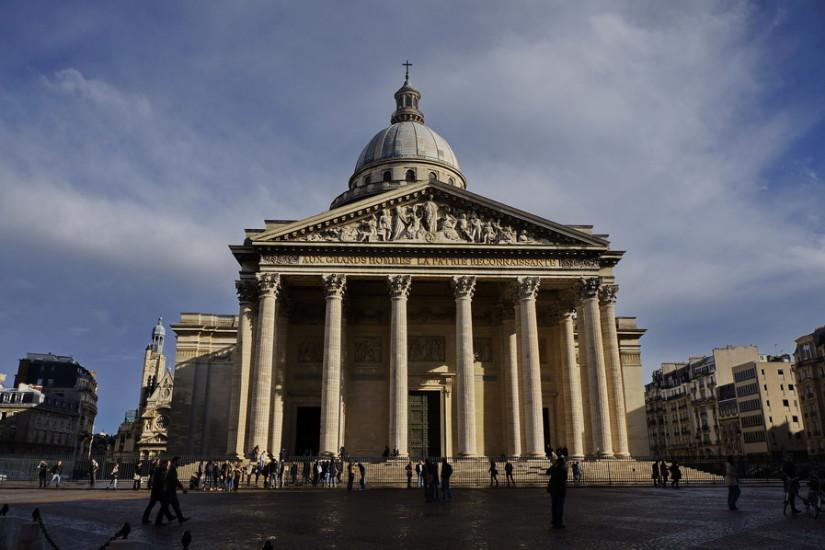 Paris. Pantheon.