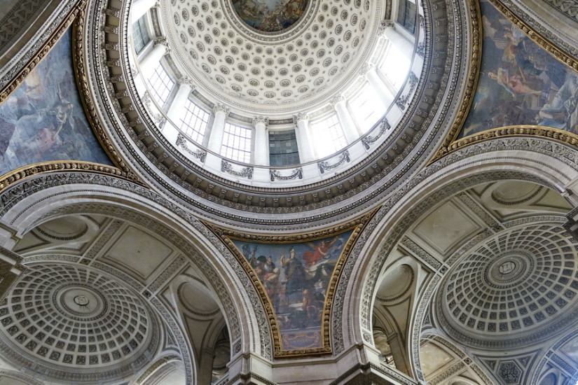 Paris. Pantheon.