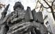 Paris. Statuie Eminescu.