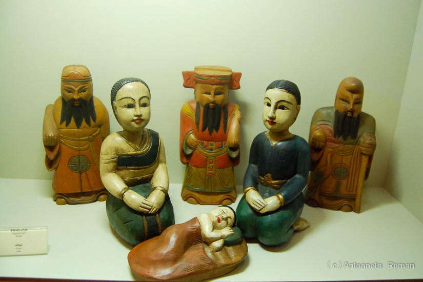 Muzeul Nasterii: Ieslea din Thailanda
