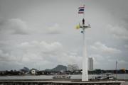 Pattaya Thailanda marina