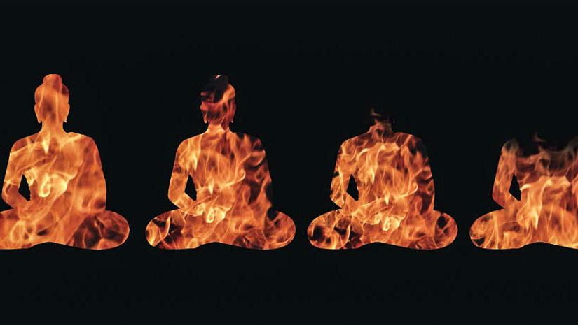 Vipassana yoga