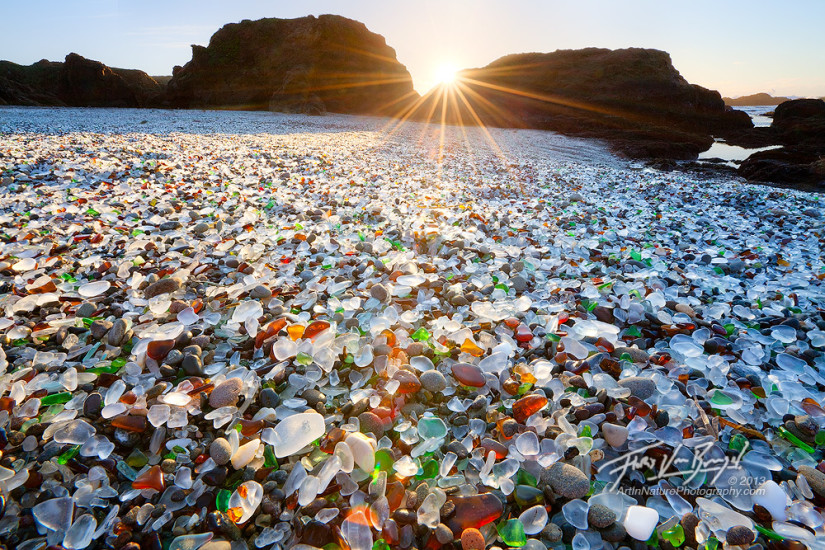 Glass Beach California