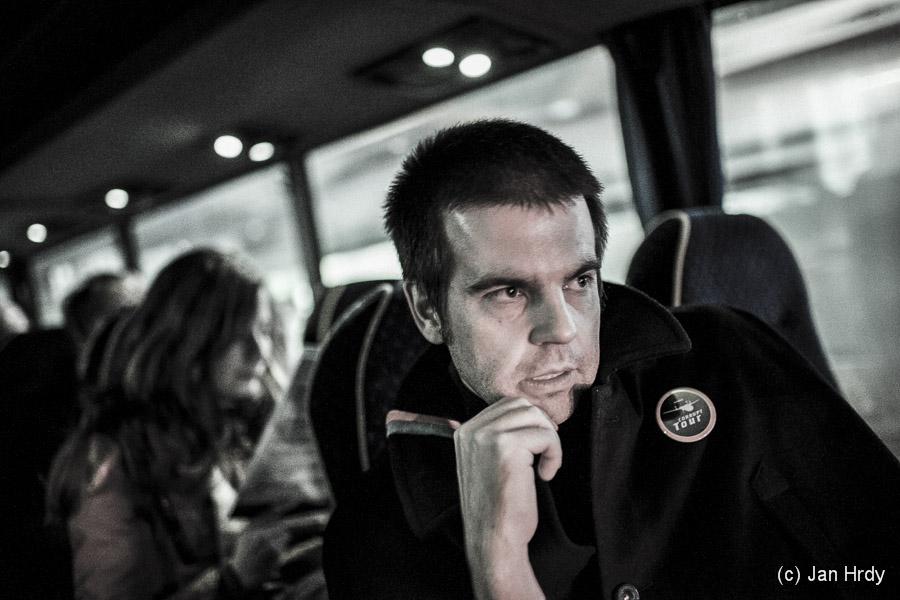 Petr Sourek Corrupt Tour Prague Praga 1