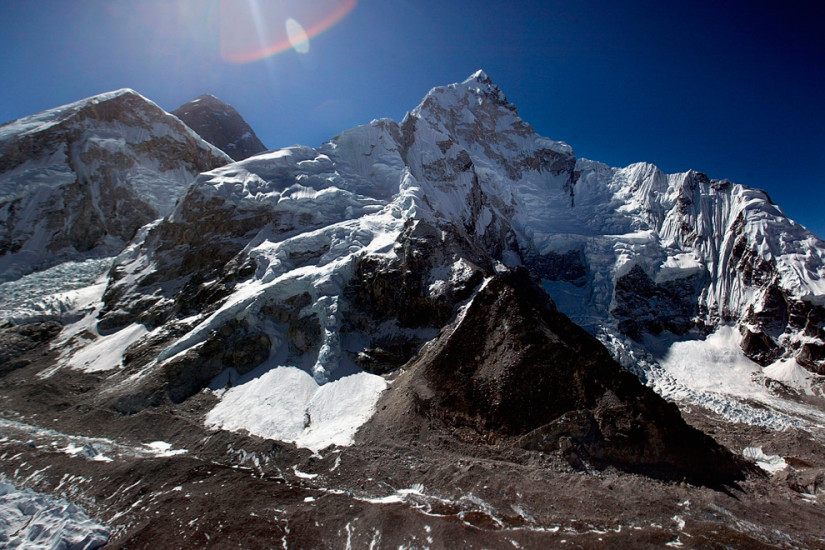 Muntele Everest. Foto: Paula Bronstein/Getty Images