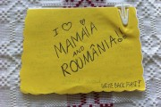 Early Letter I love Mamaia