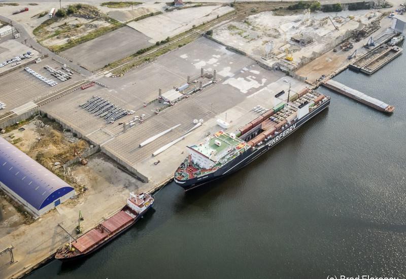 Portul Constanta aerian