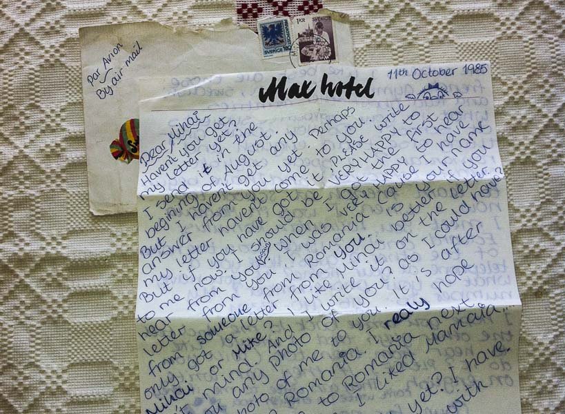 Yvette. A doua scrisoare.
