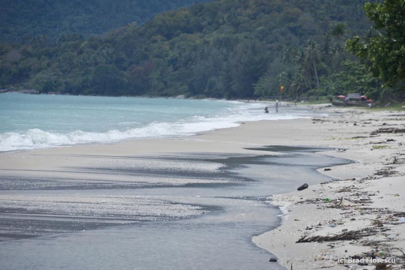 Khanom Beach Thailanda