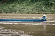 Laos Mae Ou Râu Mekong