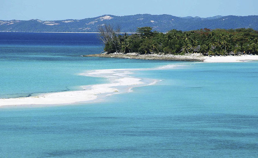 Madagascar plaje Nosy Be