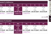 Qatar Airways Istanbul Melbourne