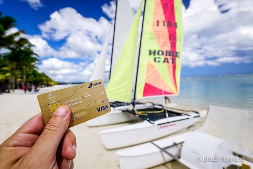 Card BT Flying Blue Premium
