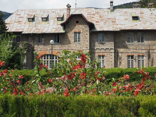 Clădirile auxiliare ale Palatului Martha Bibescu, Comarnic.
