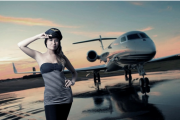 Wizzair stewardesa