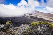 La Reunion vulcan Piton de la Fournaise